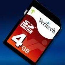 Veritech SD Card 4Go