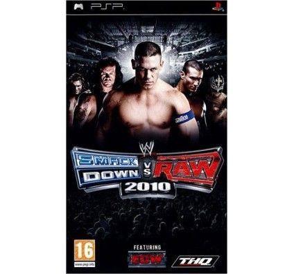 WWE SmackDown vs Raw 2010 - PSP
