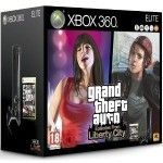 Microsoft Xbox 360 Elite + Grand Theft Auto IV Episodes From Liberty City