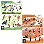 Sports Island 1 & 2 - Wii