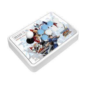 Mad Catz Fight Stick Arcade Tatsunoko VS Capcom pour Wii