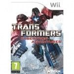 Transformers : Cybertron Adventures - Wii