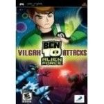 Ben 10 : Alien Force Vilgax Attacks - PSP