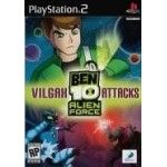 Ben 10 : Alien Force Vilgax Attacks - Playstation 2