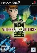 Ben 10 : Alien Force Vilgax Attacks - Playstation 2
