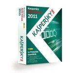 Kaspersky Lab Antivirus 2011 - 3 postes