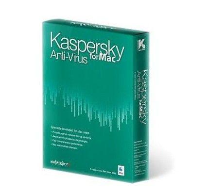 Kaspersky Lab Antivirus 2011 for Mac