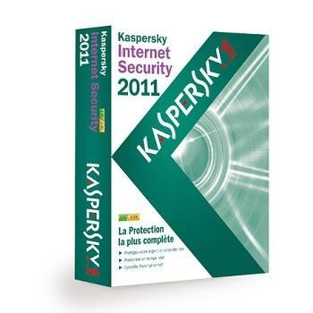 Kaspersky Lab Internet Security 2011 màj - 1 poste