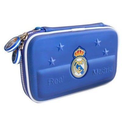 Etui Real Madrid (Bleu) Pour DSi et DS Lite
