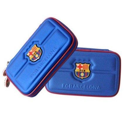 Etui FC Barcelone (Bleu) Pour DSi et DS Lite