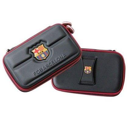 Etui FC Barcelone (Black) Pour DSi et DS Lite