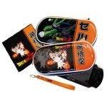 Etui Dragon Ball Z (Blanc) Pour PSP et PSP Slim & Lite