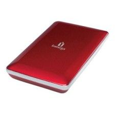 Iomega eGO Mac Edition 500Go (Rouge)