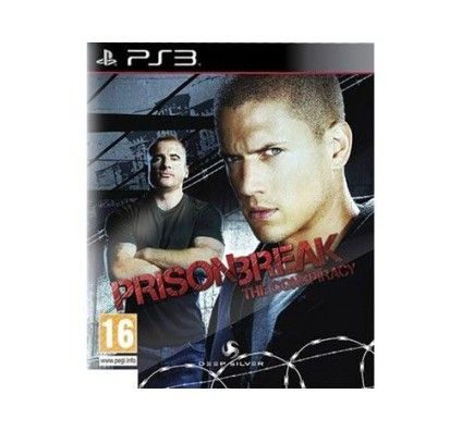 Prison Break Le Jeu - PS3