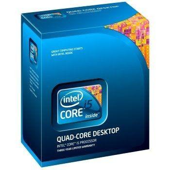INTEL Core i5 760 (2.8Ghz) - Box