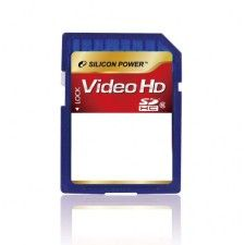 Silicon Power Full HD Video Card 32Go (Class 6)