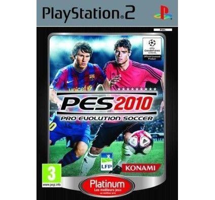 Pro Evolution Soccer 2010 - Playstation 2