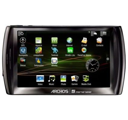 Archos 5 Internet Tablet 64Go