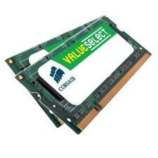 Corsair So-Dimm Value DDR2-800 4Go (2x2Go)