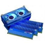 Kingston HyperX T1 DDR3-1800 CL9 6Go (3x2Go) - Ventilateurs