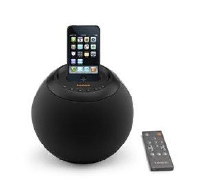 Lenco Speakerball (Black)