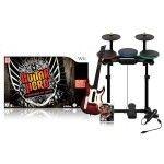 Guitar Hero : Warriors of Rock Super Bundle - Wii