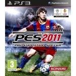 PES 2011 : Pro Evolution soccer 2011 - PS3