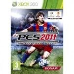PES 2011 : Pro Evolution soccer 2011 - Xbox 360