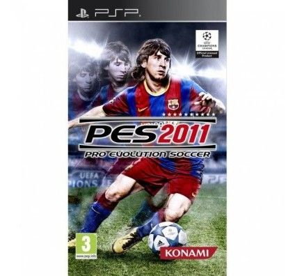 PES 2011 : Pro Evolution soccer 2011 - PSP