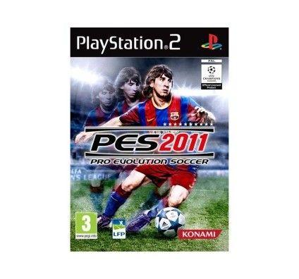 PES 2011 : Pro Evolution soccer 2011 - PS2