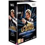 U-Sing - Johnny Hallyday + 1 Microphone - Wii