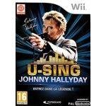 U-Sing - Johnny Hallyday - Wii