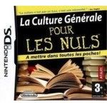 La Culture Générale pour les Nuls - Nintendo DS
