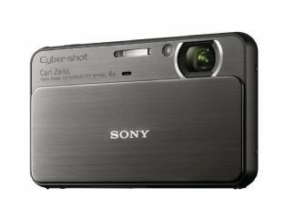 Sony Cyber-Shot DSC-T99 (Black)