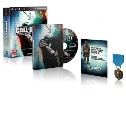 Call of Duty : Black Ops Édition Hardened - PS3