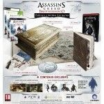Assassin's Creed Brotherhood Collector Codex - Playstation 3