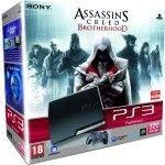 Sony Playstation 3 Slim 320Go + Assassin's Creed Brotherhood