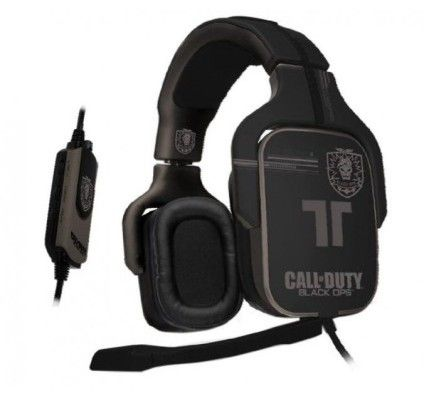 Mad Catz Casque Call of Duty Black Ops