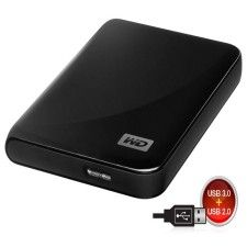 WD My Passport Essential 3.0 500Go (Black)