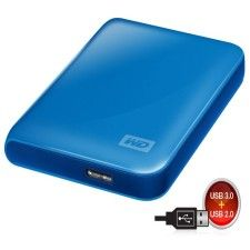 WD My Passport Essential 3.0 500Go (Bleu)