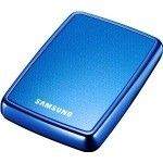 Samsung S2 Portable 1To (Bleu)