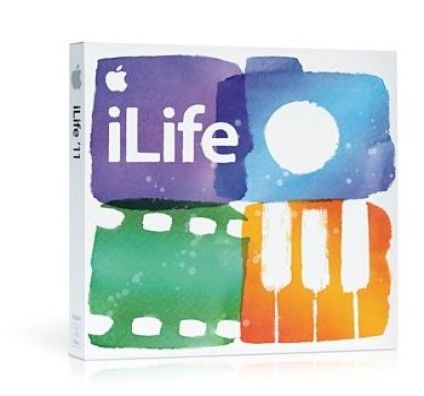 Apple iLife 11 Pack familial - Mac
