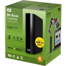 WD MyBook Essential Edition 2To - USB 3.0