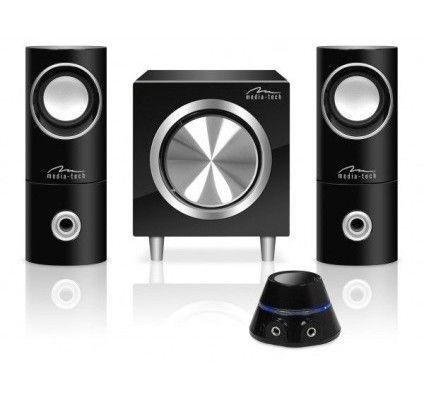 Media-Tech MT3325 speakers Set 2.1