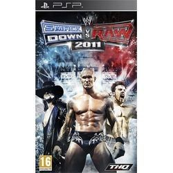 WWE SmackDown vs Raw 2011 - PSP