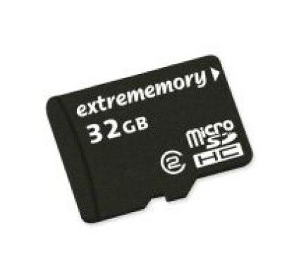Extrememory Micro SDHC 32Go Class2