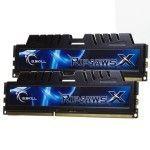 G.Skill Ripjaws X DDR3-1333 CL7 4Go (2x2Go)