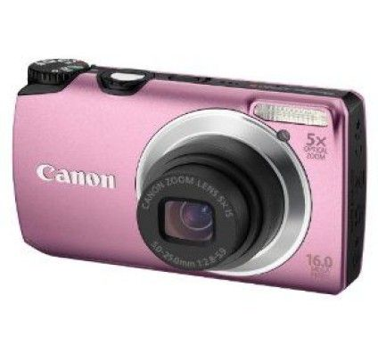 Canon PowerShot A3300 (Rose)