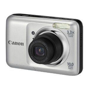 Canon PowerShot A800 (Silver)
