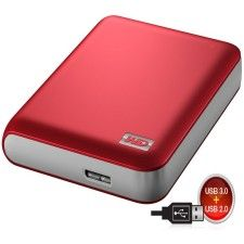 WD My Passport Essential 1To SE (Rouge)